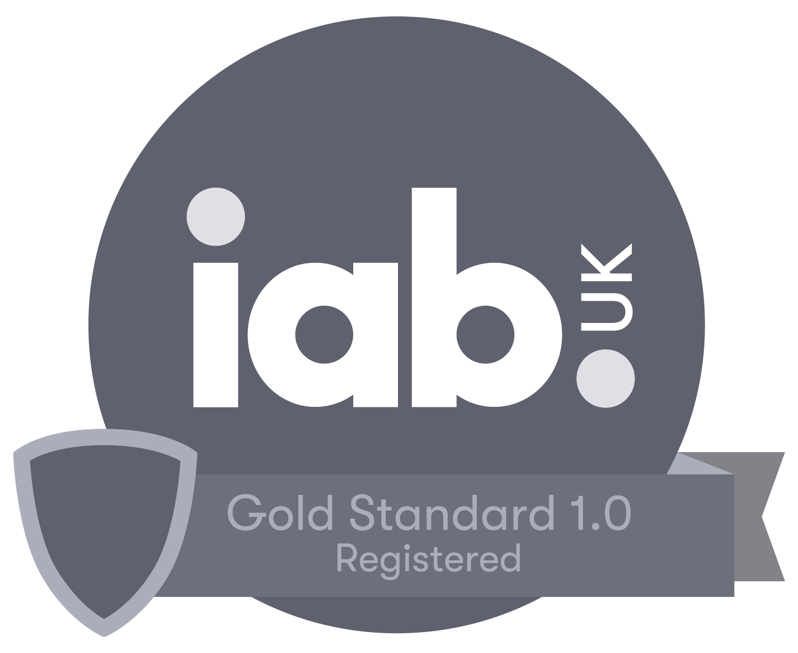 Iab Uk Gold Standard Iab Uk