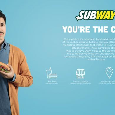 case study on subway