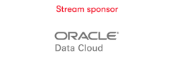 Oracle data cloud logo