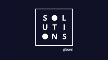 Gleam solutions logo